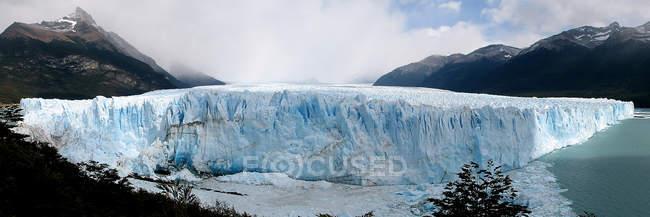 Glaciar Perito moreno — Fotografia de Stock