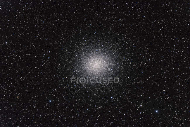 Starscape with Omega Centauri — Stock Photo