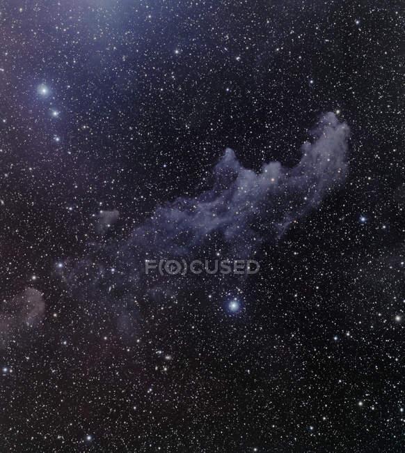 Witch Head nebula near Orion constellation — Stock Photo
