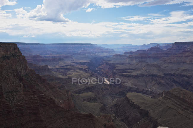 Grand Canyon de Lipan Point, South Rim, Arizona, Usa — Photo de stock
