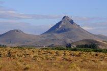 Malerische Aussicht auf Tipiliuke Berg in Patagonien, Argentinien — Stockfoto