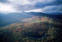 Longfellow Mt. Bereich im westlichen Maine — Stockfoto