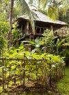 Spa treatment villa at Kayumanis Spa, Kayumanis Ubud resort, Ubud, Bali, Indonesia — Photo de stock