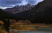 Herbst-Saison bei Grizzly Tank — Stockfoto