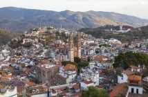 Vista panoramica a Taxco de Alarcon, Guerrero, Messico — Foto stock