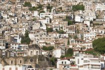 Casas de montaña en Taxco de Alarcón en guerrero, México - foto de stock
