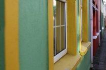 Details der architektur in der stadt killarney in county kerry, irland — Stockfoto