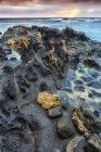 Beach Playa Del Castillo In El Cotillo, Fuerteventura, Spain - foto de stock