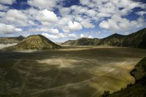 View Of Gunung Bromo Volcano On Java Island In Indonesia — Stock Photo