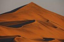 Modèle dune complexes en Namibie — Photo de stock
