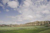 Little Missouri National Grassland North Dakota — Photo de stock