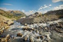 Alpinisme dans le Parc Provincial de Garibaldi, Colombie-Britannique, canada. — Photo de stock