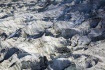 Mount Robson glaciar — Fotografia de Stock
