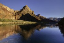 Vista panoramica del fiume Colorado, Grand Canyon, Grand Canyon National Park — Foto stock