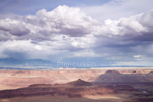 Мертвой лошади государственный парк — стоковое фото