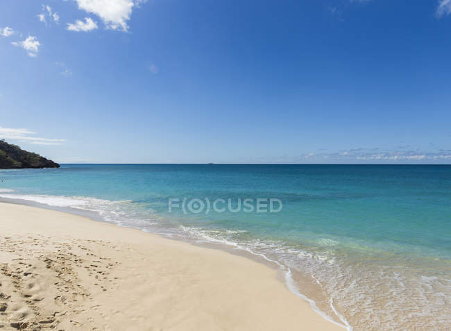 Galley Bay Resort in Antigua, Antigua und Barbuda — Stockfoto