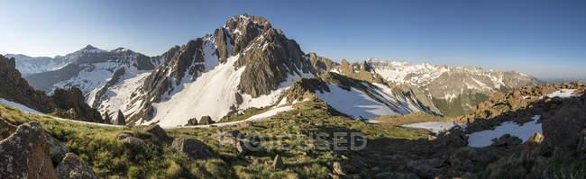 Vue panoramique du Snæfellsjökull de Blaine Peak au Colorado — Photo de stock
