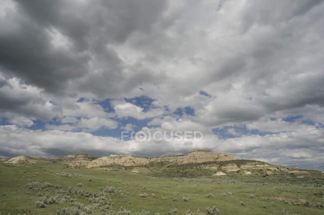 Little Missouri National Grassland North Dakota — Stockfoto