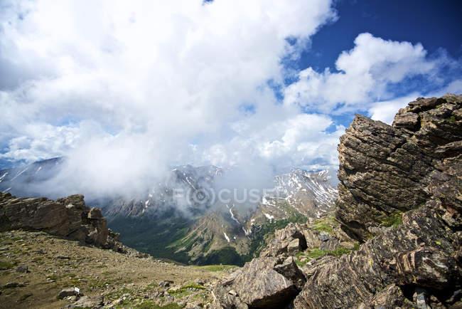 Majestic natural scenery of colorado mountains seen from mount majestic natural scenery of colorado mountains seen from mount massive trail leadville colorado voltagebd Images