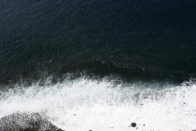 Vista aérea da Ponta do Sol, Madeira, Portugal — Fotografia de Stock