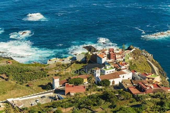 Santa Cruz de Tenerife, anche Provincia di Santa Cruz, è una provincia della Spagna — Foto stock