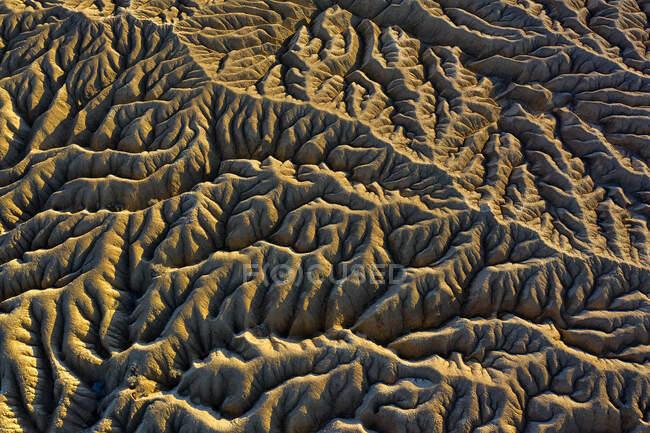 Bardenas Reales Пустельний краєвид Барденас у Наваррі (Іспанія). — стокове фото