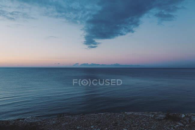 Beautiful seaside view fuerteventura, Canary Islands — Stock Photo