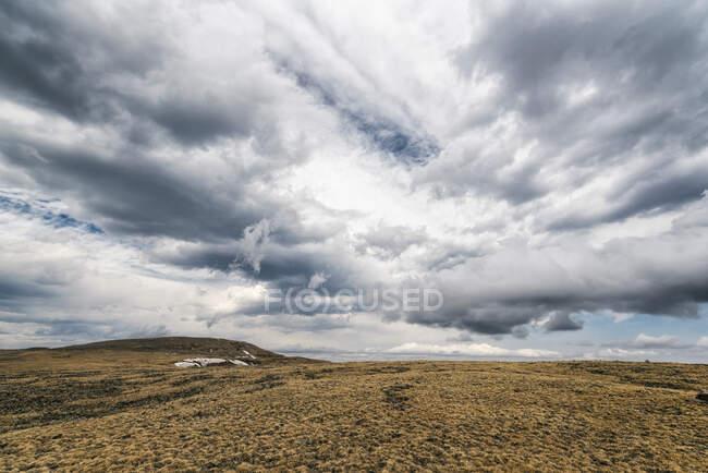Bellissimo paesaggio nel Nuovo Messico, Stati Uniti d'America — Foto stock