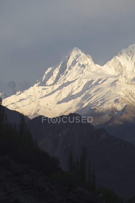 Piste settentrionali del Golden Peak, Gilgit-Baltistan — Foto stock