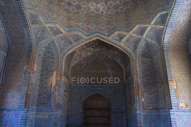 Shah Jahan Mosque, Thatta — Stock Photo