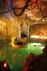 Venus Grotto in the Koenigsschloss Linderhof, Upper Bavaria, Germany — Stock Photo