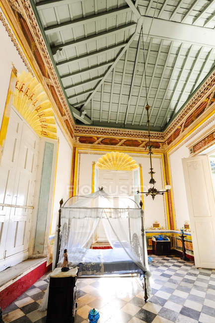 Cuba, Trinidad, Palacio Cantero, Museo de Historia Municipal, Sancti Spiritus — Foto stock