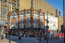Crown hotel a Liverpool, Inghilterra — Foto stock