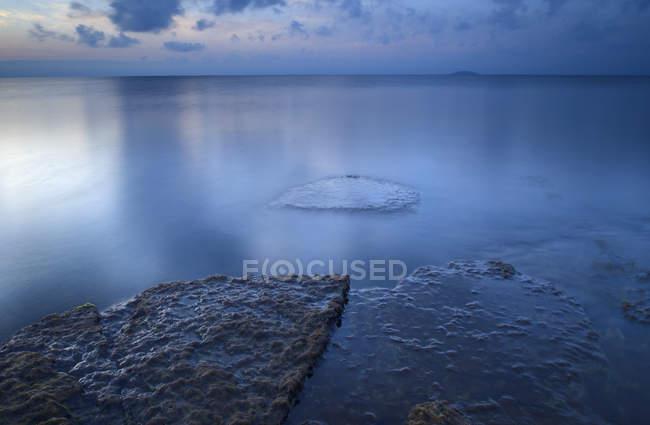 Calm Baltic Sea on Oland, Sweden — Stock Photo