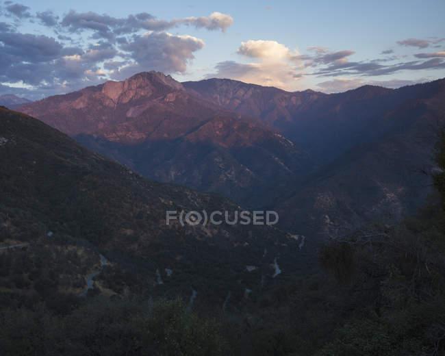 Національний парк Секвоя (Каліфорнія). — стокове фото
