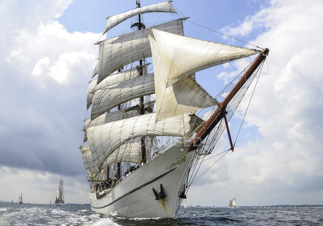 sailing ships stock photos royalty free images focused