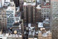 View of New York City during daytime, New York, United States — Stock Photo
