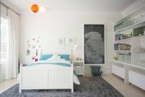 Home showcase childs bedroom — Stockfoto