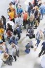 Réseautage des gens d'affaires, conférences — Photo de stock