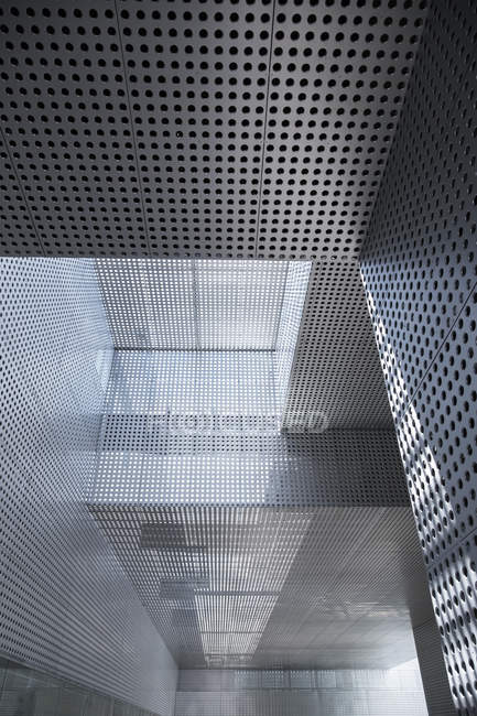 Interior of Modern building during daytime — стоковое фото