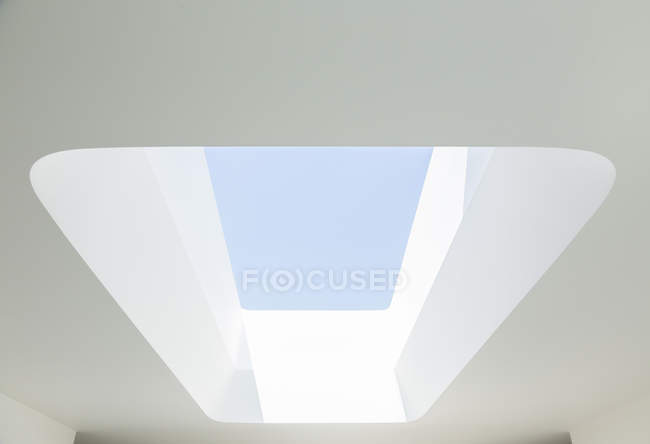 Skylight in modern house during daytime — Stock Photo