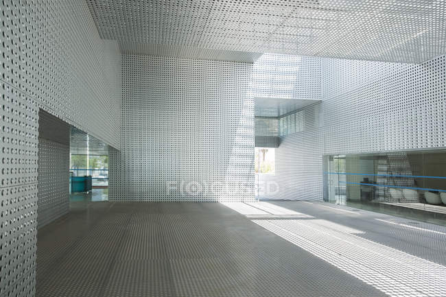 Interior of Modern building during daytime — Stock Photo