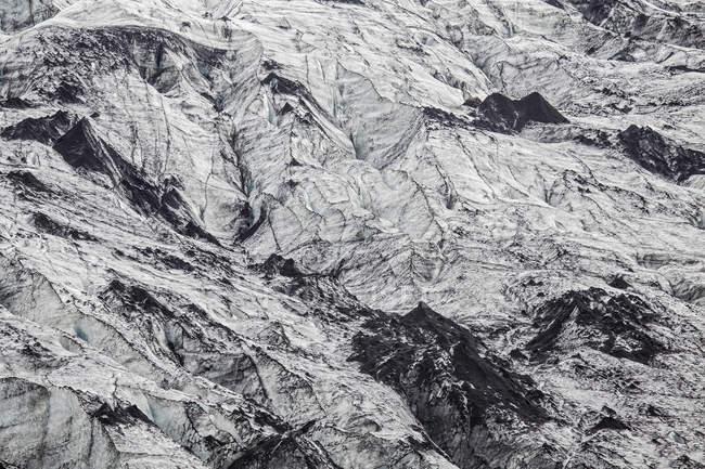 Image plein cadre de la structure rocheuse — Photo de stock