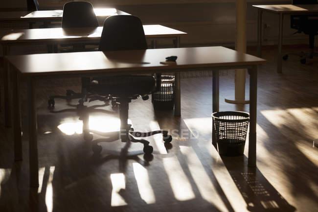 Interior of empty office — Stock Photo