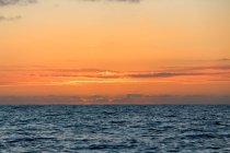 Nouvelle-Zélande, Île du Sud, Canterbury, South Bay, Kaikoura, Sunrise — Photo de stock