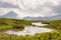United Kingdom, Scotland, Highland, Isle of Skye — Stock Photo