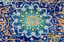 Uzbekistan, provincia di Bukhara, Bukhara, mosaico di Poi Kalon — Foto stock