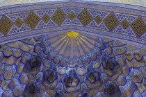 Узбекистан, Самарканд провінції, Самарканд, ГУР Емір Мавзолеї в узбецької місто Самарканд, могила Тимур Lenk — стокове фото