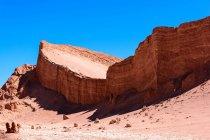 Чили, Regio de Antofagasta, Collo, Valle de la Luna — стоковое фото