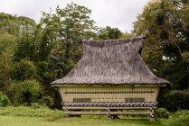 Indonesia, Sumatera Utara, Kabots Samosir, Simualungun-Royal Palace — Stock Photo